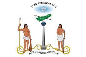 Primer escudo de 1817