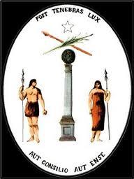 Primer escudo nacional de Chile