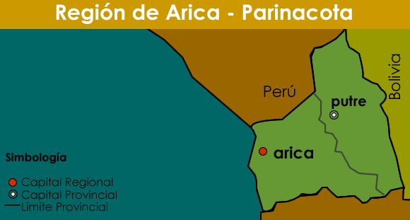 Región de Arica Parinacota