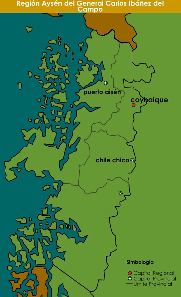 Region de Aysen