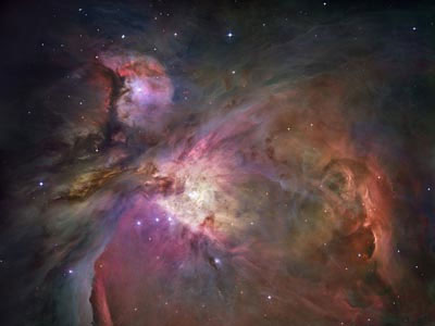 """""""La Nebulosa de Orion"""""""
