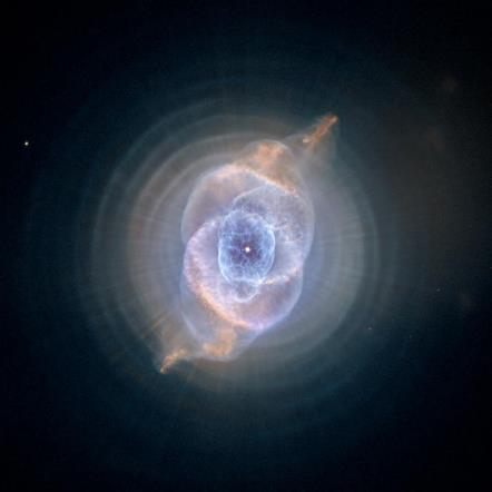 """planetaria NGC 6543"""